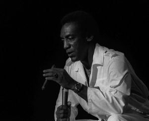 Bill Cosby on stage in 1978