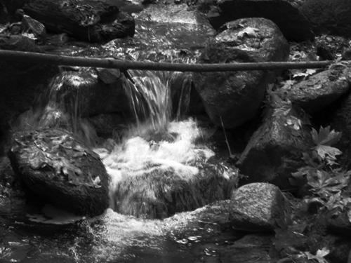 Whiskeytown Falls near Whiskeytown Lake, CA